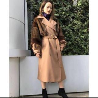 MURUA - MURUA ファー コート 新品