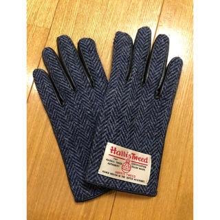 ビューティアンドユースユナイテッドアローズ(BEAUTY&YOUTH UNITED ARROWS)のHarris Tweed 手袋 BEAMS ハリスツイード(手袋)
