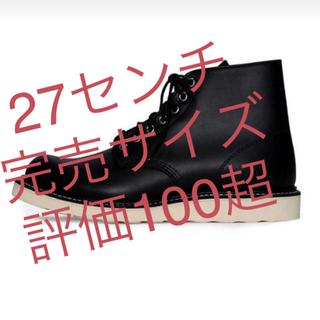 完売済 27cm Red wing fragment round toe(ブーツ)