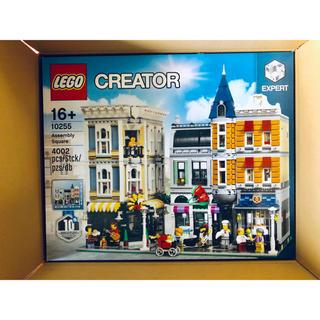 レゴ(Lego)の新品・未開封  LEGO クリエイター10255 アセンブリ スクエア(その他)