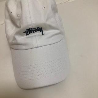 ステューシー(STUSSY)のstussy 帽子(キャップ)