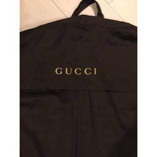 グッチ(Gucci)のGUCCI ガーメントバッグ(トラベルバッグ/スーツケース)