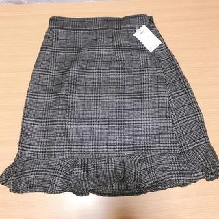 ティティアンドコー(titty&co)のtiti&co タグ付き新品未使用 スカート(ミニスカート)