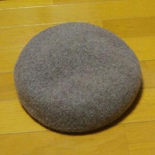 サマンサモスモス(SM2)のサマンサモスモス♥SM2♥杢バスクベレー帽(ハンチング/ベレー帽)