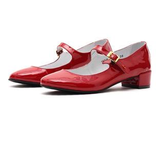 アトリエドゥサボン(l'atelier du savon)のラテナーチェ ワンストラップシューズ(ローファー/革靴)