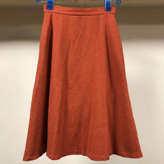 ロペピクニック(Rope' Picnic)のロペピクニック ミモレ丈スカート(ロングスカート)