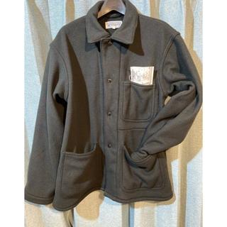 エンジニアードガーメンツ(Engineered Garments)のEG workaday heavy fleece jacket(ブルゾン)