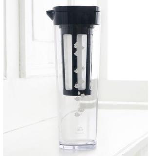 アフタヌーンティー(AfternoonTea)のアフタヌーンティー 縦横兼用 茶漉し付きスリムジャグ 1.1L(容器)
