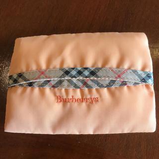 BURBERRY - バーバリーティッシュケース