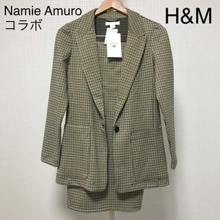 エイチアンドエム(H&M)の【新品未使用】 安室奈美恵 H&M コラボ 上下セット(ミュージシャン)