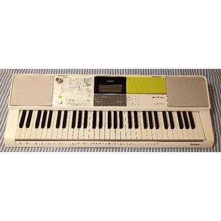 カシオ(CASIO)のカシオ/CASIO 電子ピアノ/キーボード LK-511 61鍵盤 ナビ付(キーボード/シンセサイザー)