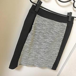 スコットクラブ(SCOT CLUB)のsoeur 7  ツイードスカート(ミニスカート)