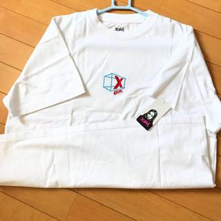 X-girl - タグ付き 🍐 Tシャツ
