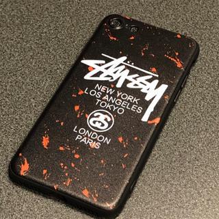 ステューシー(STUSSY)のSTUSSY ステューシー iPhone7.8対応(iPhoneケース)