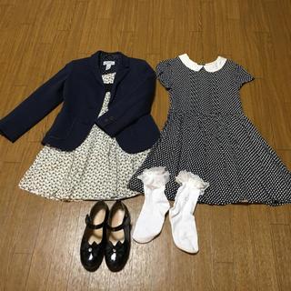 ザラキッズ(ZARA KIDS)の入学式 5点セット(ドレス/フォーマル)