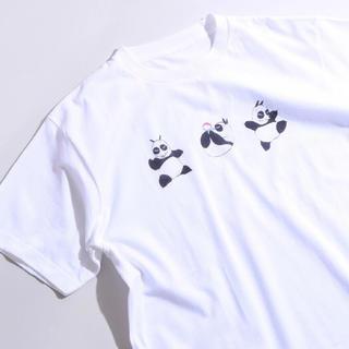 ウィゴー(WEGO)の【新品】らんま 1/2 Tシャツ コラボ WEGO パンダ(キャラクターグッズ)