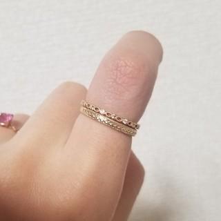 ノジェス(NOJESS)のノジェス 13号リングセット(リング(指輪))