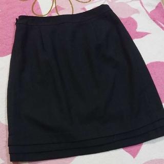 ロペ(ROPE)のROPE 膝丈スカート 9号(ひざ丈スカート)