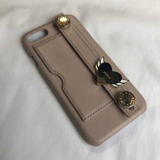 フルラ(Furla)のiPhone 7/8 カバー ハイテック (FURLA・チャーム付)(iPhoneケース)