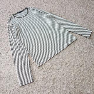 セオリー(theory)のTheory/ボーダープルオーバー(Tシャツ/カットソー(七分/長袖))