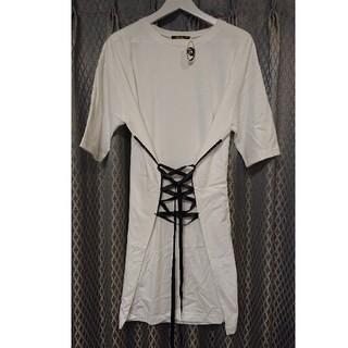 アチャチュムムチャチャ(AHCAHCUM.muchacha)のあちゃちゅむ ロングTシャツ(Tシャツ(半袖/袖なし))