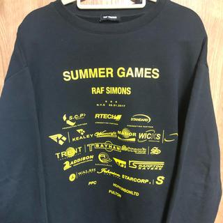 ラフシモンズ(RAF SIMONS)のraf simons summer game (スウェット)