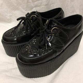 underground ラバーソール UK4 靴