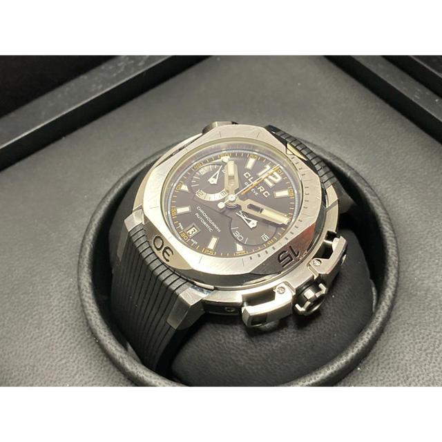 時計 偽物 オーバーホール iwc / HUBLOT - CLERC HYDROSCAPH クレール リミテッドED クロノグラフ 全付きの通販 by Watch mania 358