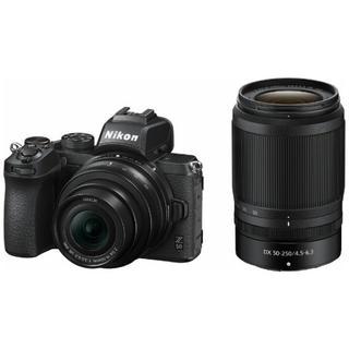 Nikon - Nikon Z 50 ミラーレス一眼カメラ ダブルズームキット