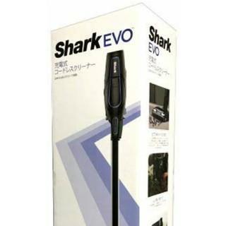 Shark evo コードレスクリーナー(掃除機)