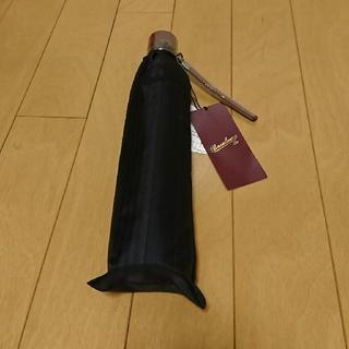 Borsalino - ★新品・未使用 化粧箱付 Borsalino(ボルサリーノ) 折り畳み傘 黒★