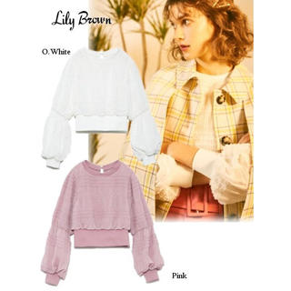 Lily Brown - Lily Brown🎀シフォンブラウス