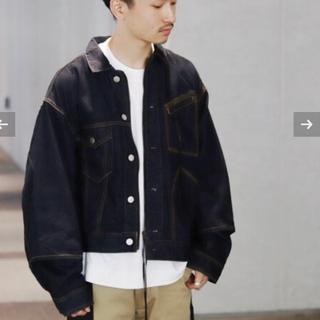 Jieda - 新品 JieDa SWITCHING JEAN JACKET 19aw デニム