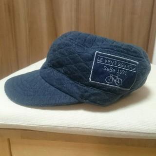 ベベ(BeBe)のBeBe キャップ サイズ48-52 (帽子)