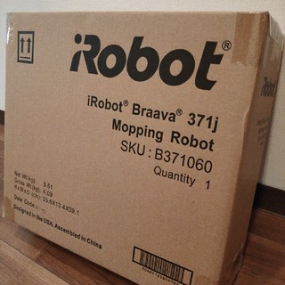 iRobot - ブラーバ371j 新品 未開封