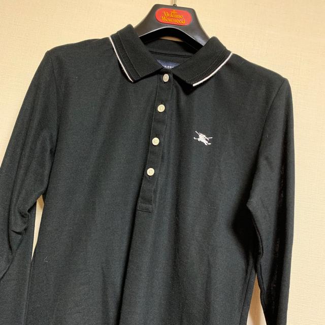 BURBERRY(バーバリー)の中古 バーバリー ゴルフ ポロシャツ レディースのトップス(ポロシャツ)の商品写真
