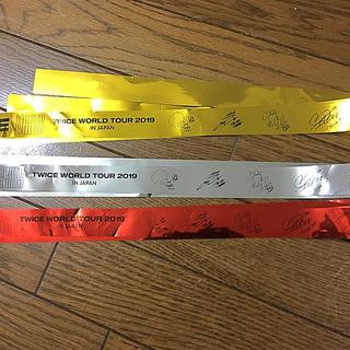 ウェストトゥワイス(Waste(twice))のTWICE銀テープ格安(K-POP/アジア)