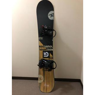 ロシニョール(ROSSIGNOL)のスノーボード 3点セット(ボード)