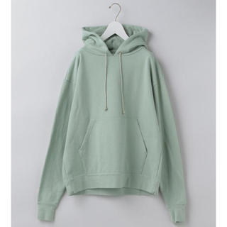 ビューティアンドユースユナイテッドアローズ(BEAUTY&YOUTH UNITED ARROWS)の6 ROKU color sweat hoodie パーカー(パーカー)