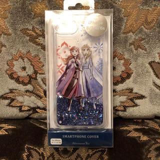 アフタヌーンティー(AfternoonTea)の【最新作!!】 afternoon tea iPhoneケース アナと雪の女王(iPhoneケース)