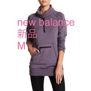 ニューバランス(New Balance)の新品M New Balance ライフスタイル スポーツスタイルチュニック(トレーナー/スウェット)