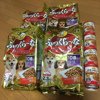 日本ペットフード - ビタワン ふっくら〜な 10歳以上 × 4  缶詰× 4