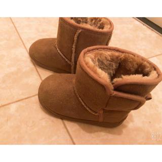 ニシマツヤ(西松屋)の女の子 ブーツ(ブーツ)