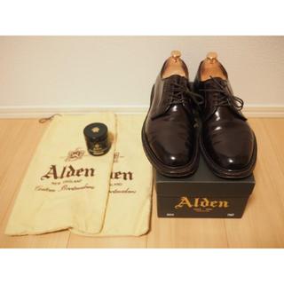 オールデン(Alden)のAlden  990 7.5ワイズD(ドレス/ビジネス)