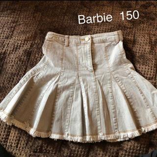 バービー(Barbie)の女の子 スカート  150(スカート)