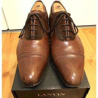 ランバン(LANVIN)のランバン ビジネスシューズ(ドレス/ビジネス)