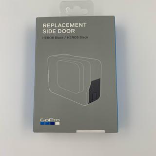 GoPro - GoPro リプレースメントドア HERO5、6ブラック用 AAIOD-001