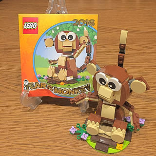 レゴ(Lego)の【LEGO】2016 YEAR OF THE MONKEY(その他)