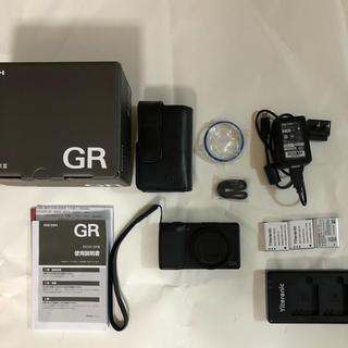 リコー(RICOH)のRICOH GRIII(コンパクトデジタルカメラ)