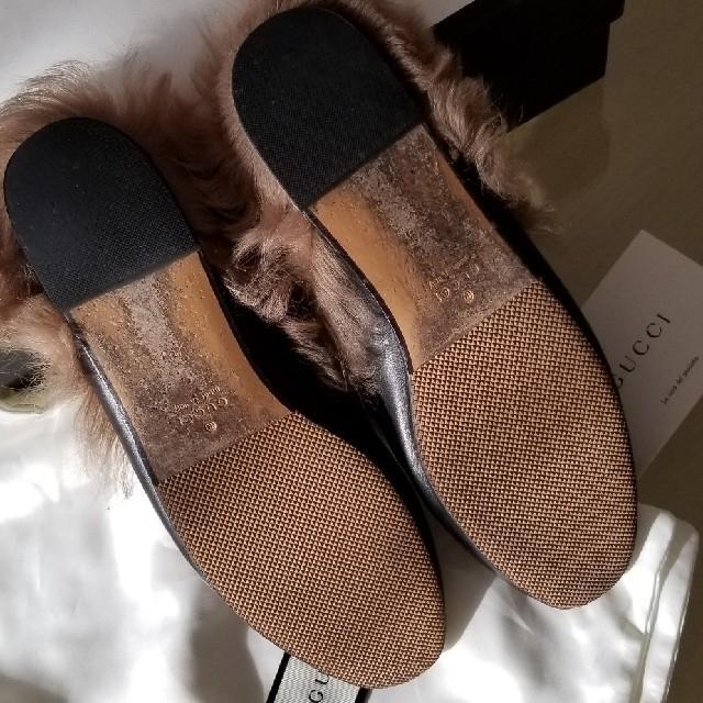 Gucci(グッチ)のGUCCIプリンスタウン レディースの靴/シューズ(ローファー/革靴)の商品写真